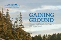 All-Volunteer Land Trusts Accept theChallenge